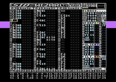 C64 Music Editors | Chordian net